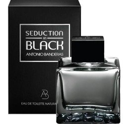 Antonio Banderas Seduction In Black 100ml woda toaletowa [M] TESTER